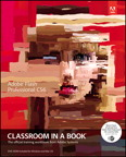 Adobe Flash Professional CS6 Classroom in a Book, 1/e [book cover]