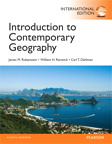 Introduction to Contemporary Geography, International Edition, 1/e [book cover]