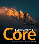 Geosystems Core, 1/e [book cover]