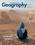 Introduction to Geography: People, Places & Environment, 6/e [book cover]