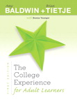 The College Experience for Adult Learners, 1/e/e