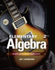 Elementary Algebra: Graphs and Authentic Applications, 2/e/e
