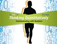 Thinking Quantitatively: Communicating with Numbers MML Access Code Card, 1/e [book cover]