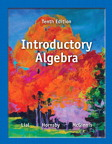 Introductory Algebra, 10/e/e