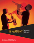 In Harmony: Reading and Writing, 1/e [book cover]