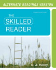 The Skilled Reader, Alternate Edition, 3/e [book cover]