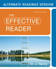 The Effective Reader, Alternate Edition, 3/e [book cover]