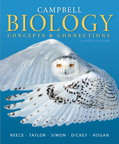 Campbell Biology: Concepts & Connections, 8/e [book cover]