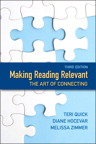 Making Reading Relevant: The Art of Connecting, 3/e [book cover]