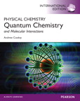 Physical Chemistry: Quantum Chemistry and Molecular Interactions, International Edition, 1/e [book cover]