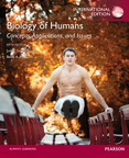 Biology of Humans: Concepts, Applications, and Issues, International Edition, 5/e [book cover]