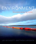 Environment: The Science behind the Stories, 5/e [book cover]