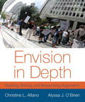 Envision in Depth: Reading, Writing, and Researching Arguments, 3/e [book cover]