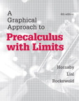 Graphical Approach to Precalculus with Limits, 6/e [book cover]