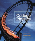College Physics, 10/e [book cover]