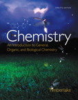 Chemistry: An Introduction to General, Organic, and Biological Chemistry, 12/e/e