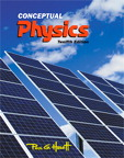 Conceptual Physics, 12/e [book cover]