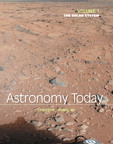 Astronomy Today Volume 1: The Solar System, 8/e [book cover]