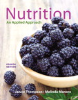 Nutrition: An Applied Approach, 4/e [book cover]