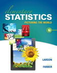 Elementary Statistics: Picturing the World, 6/e [book cover]