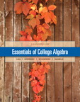 Essentials of College Algebra, 11/e/e