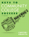 Keys to Community College Success, 7/e [book cover]