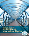 Elementary and Intermediate Algebra, 4/e/e