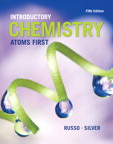 Introductory Chemistry: Atoms First, 5/e [book cover]