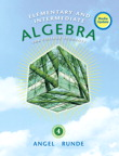 Elementary and Intermediate Algebra for College Students, Media Update, 4/e [book cover]