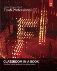Adobe Flash Professional CC Classroom in a Book, 1/e [book cover]