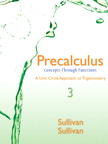 Precalculus: Concepts Through Functions, A Unit Circle Approach to Trigonometry, 3/e/e