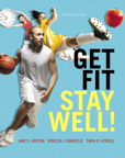 Get Fit, Stay Well, 3/e [book cover]