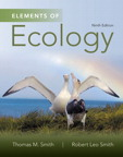 Elements of Ecology, 9/e [book cover]