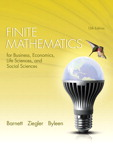 Finite Mathematics for Business, Economics, Life Sciences and Social Sciences, 13/e [book cover]