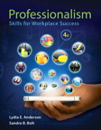 Professionalism: Skills for Workplace Success, 4/e [book cover]