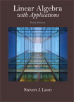 Linear Algebra with Applications, 9/e/e