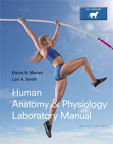 Human Anatomy & Physiology Laboratory Manual, Cat Version, 12/e [book cover]
