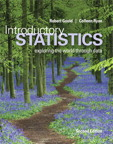 Introductory Statistics: Exploring the World through Data, 2/e [book cover]