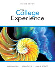 College Experience, The, 2/e [book cover]