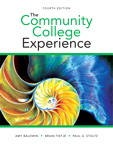 Community College Experience, The, 4/e [book cover]