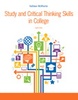 Study and Critical Thinking Skills in College, 8/e [book cover]