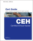 Certified Ethical Hacker (CEH) Cert Guide MyITCertificationlab [book cover]