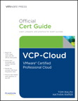 VCP5-Cloud Official Cert Guide MyITCertificationlab [book cover]