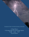 College Physics: A Strategic Approach, Technology Update, International Edition, 2/e [book cover]