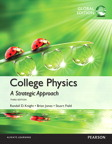 College Physics: A Strategic Approach, Technology Update, International Edition, 3/e [book cover]