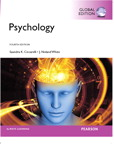 Psychology, Global Edition, 4/e [book cover]