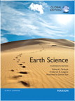 Earth Science, Global Edition, 14/e [book cover]
