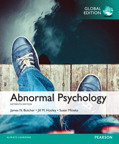 Abnormal Psychology, Global Edition, 16/e [book cover]