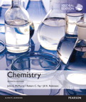 Chemistry, Global Edition, 7/e [book cover]