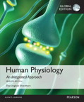 Human Physiology: An Integrated Approach, Global Edition, 7/e [book cover]